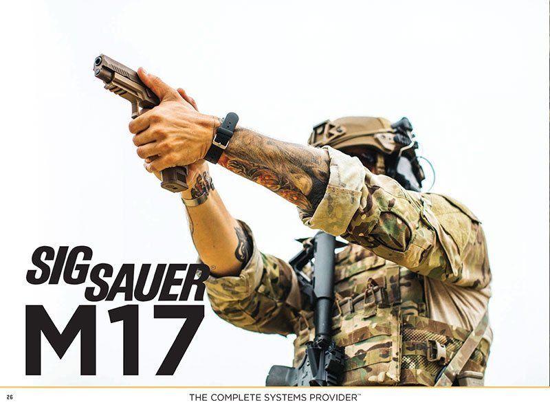 Sig M17 Catalog Cover