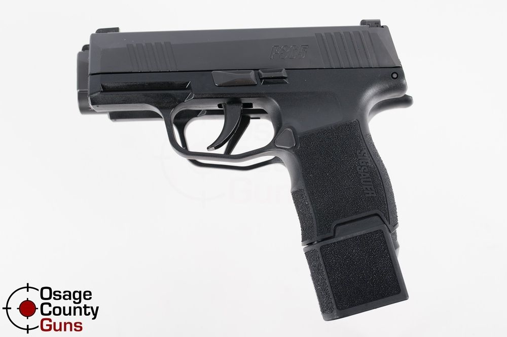 Sig P365 XL and P365 with 15rd Magazines