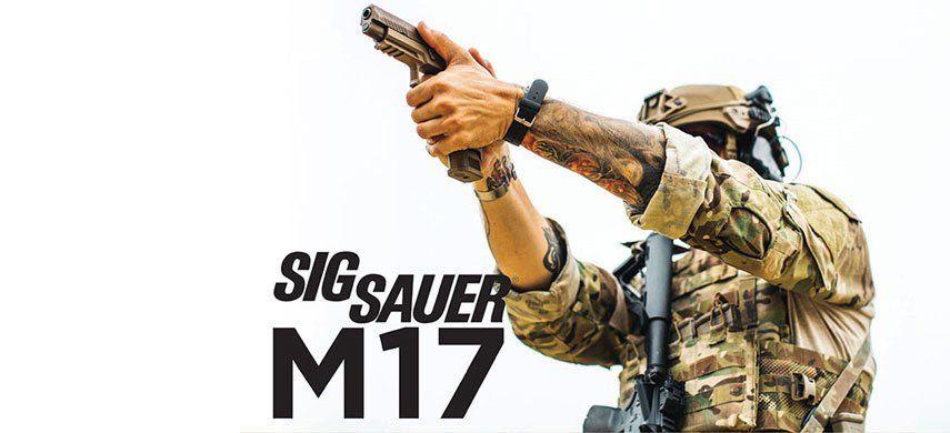 Sig P320 M17 Handgun