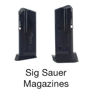 Sig Sauer Magazines