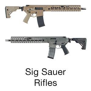 Sig Sauer Rifles