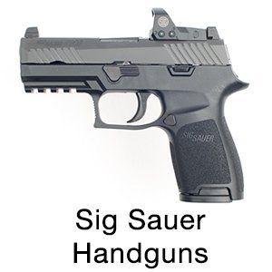 Sig Sauer Handguns